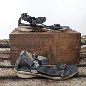 🎀3/$30 Ecco Strappy Sandals Size 8